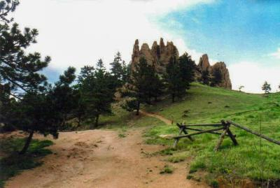 Settler's Park, Boulder, Colorado