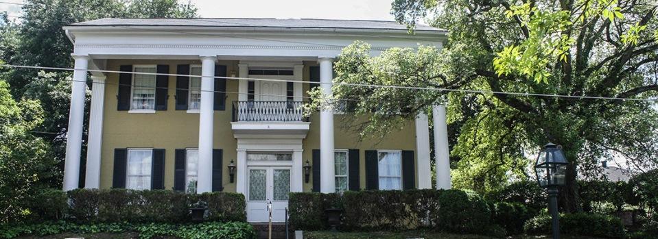 Anchuca Mansion, Vicksburg, Mississippi