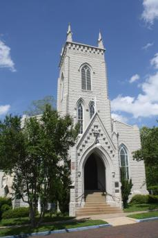 Christ Episcopal Church, Vicksburg, Mississippi