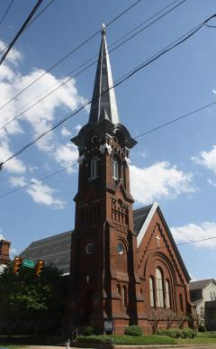 Church of the Holy Trinity, Vicksburg, Mississippi