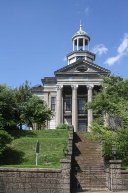 Old Warren County Courthouse, Vicksburg, Mississippi