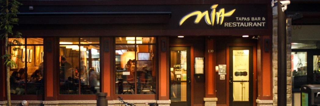 Mia Tapas Bar and Restaurant, Ithaca, New York