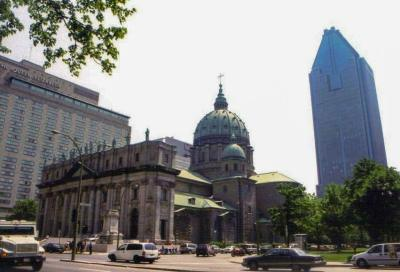Mary Queen of the World Cathedral, Montreal, Quebec
