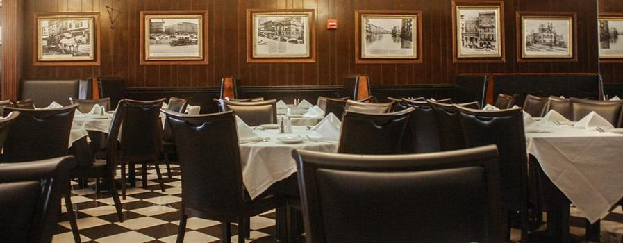 Jack's Oyster House, Albany, New York