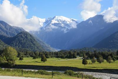 Glacier Cottages, Franz Josef, New Zealand
