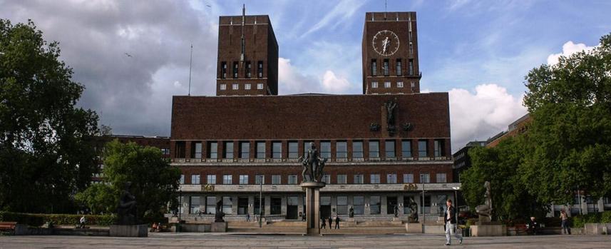 City Hall, Oslo, Norway