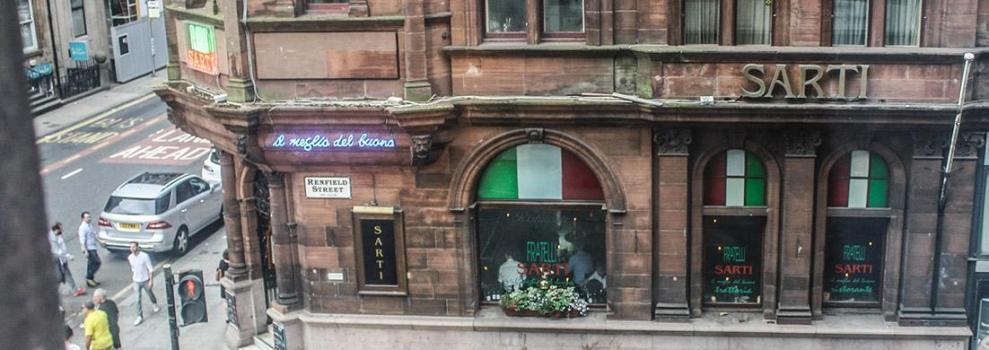 Fratelli Sarti, Glasgow, Scotland