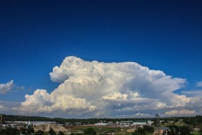 Clouds, Sioux Falls, South Dakota