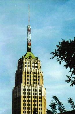 Tower Life Building, San Antonio, Texas