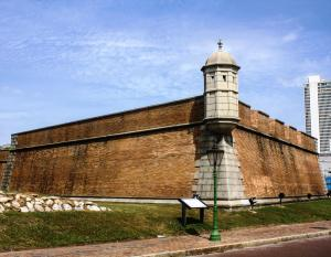 Fort Conde, Mobile, Alabama