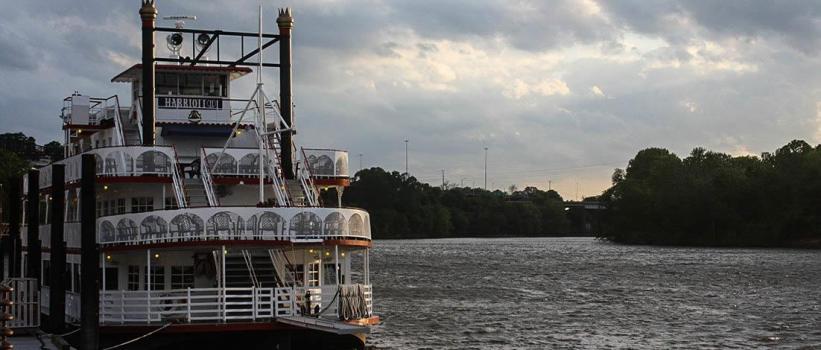 Harriott II, Alabama River