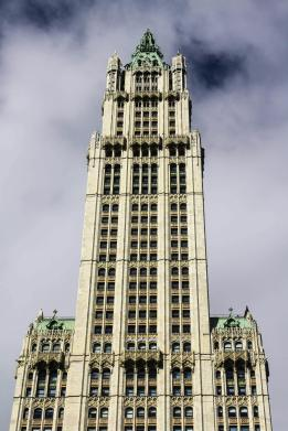 Woolworth Building, New York, New York