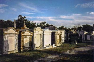 Lafayette Cemetery, New Orleans, Louisiana