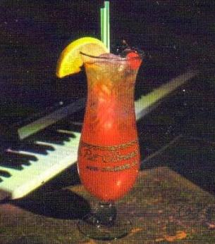 Mixed drink, New Orleans, Louisiana