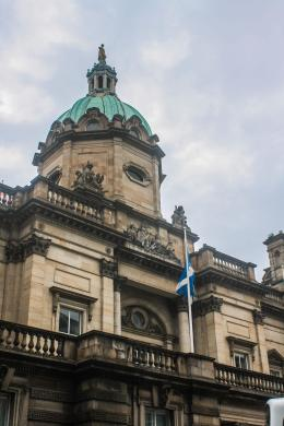 Bank of Scotland, Edinburgh