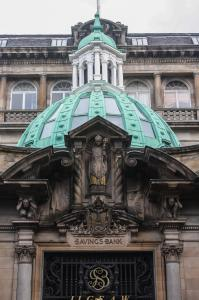 Glasgow Savings Bank, Glasgow, Scotland