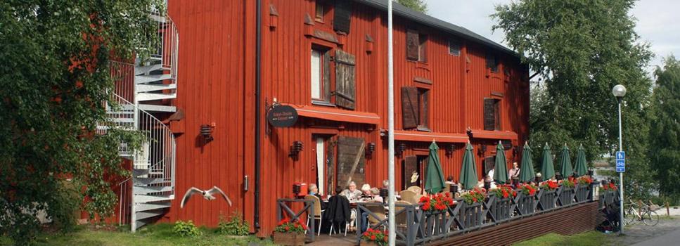 Sokeri-Jussin Kievari Restaurant, Oulu, Finland