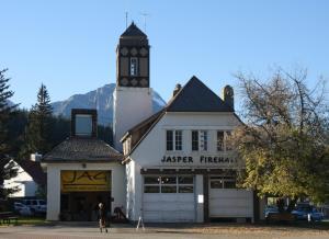 Jasper Fire Hall, Jasper, Alberta