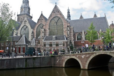 Old Church, Amsterdam, Netherlands