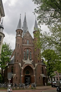 Vondel Church, Amsterdam, Netherlands