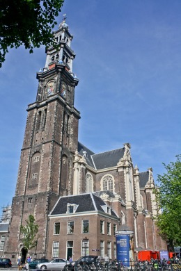 Western Church, Amsterdam, Netherlands