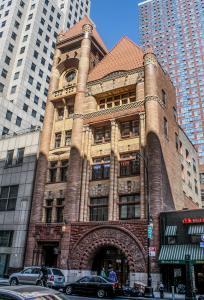 Old Brooklyn Fire Headquarters, Brooklyn, New York