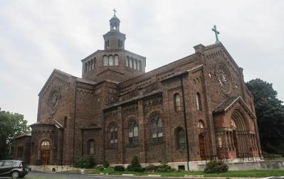 Blessed Trinity Roman Catholic Church, Buffalo, New York