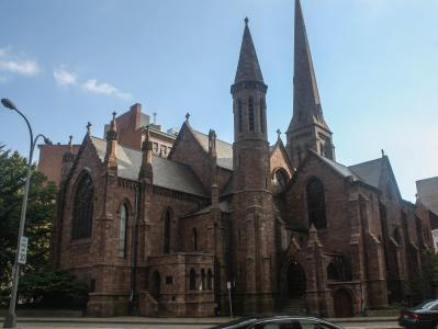 St. Paul's Episcopal Cathedral, Buffalo, New York