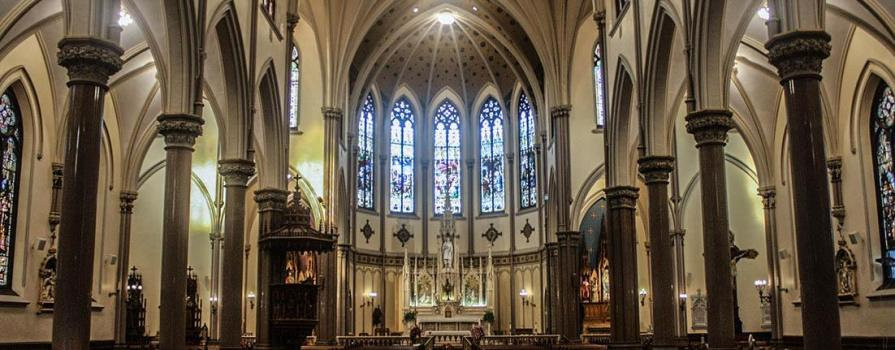 St. Louis Roman Catholic Church, Buffalo, New York