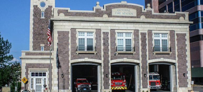 Central Fire Station, Sioux Falls, South Dakota