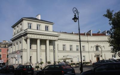 Hotel Bellotto, Warsaw, Poland