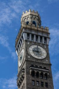 Bromo-Seltzer Tower, Baltimore, Maryland