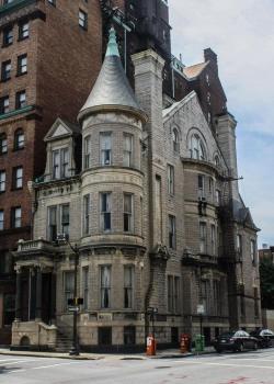 Graham-Hughes House, Baltimore, Maryland