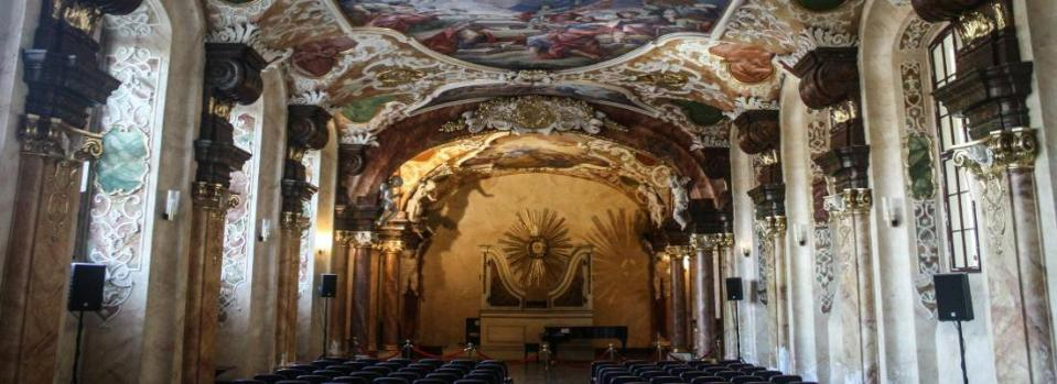 Oratorium Marianum, Wroclaw, Poland