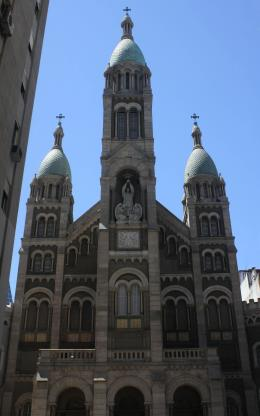 Basilica of the Holy Sacrament, Buenos Aires, Argentina