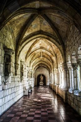 Ancient Spanish Monastery, North Miami Beach, Florida