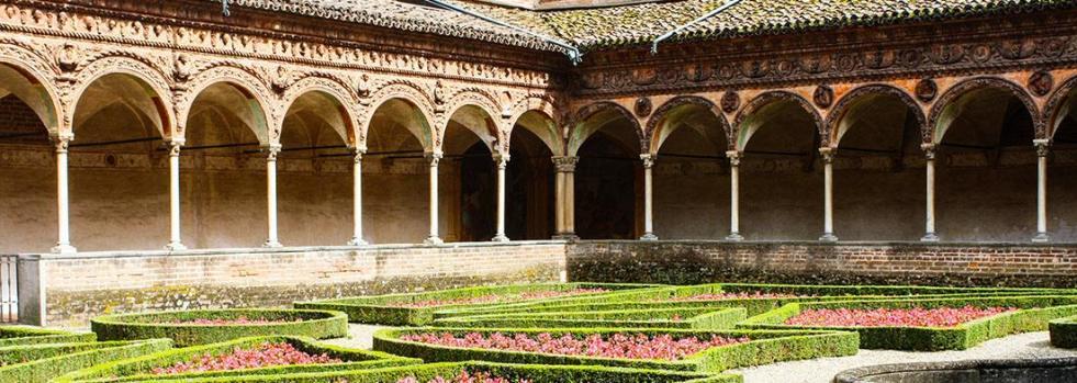 Certosa di Pavia, Pavia, Italy
