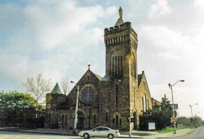 Holy Rosary Roman Catholic Church, Detroit, Michigan