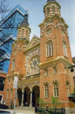St. Mary's Roman Catholic Church, Detroit, Michigan