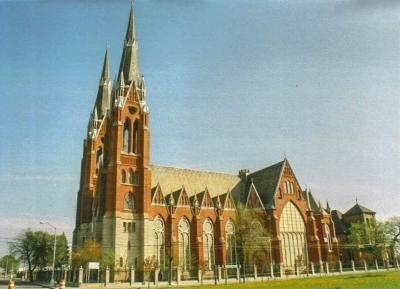 Sweetest Heart of Mary Catholic Church, Detroit, Michigan