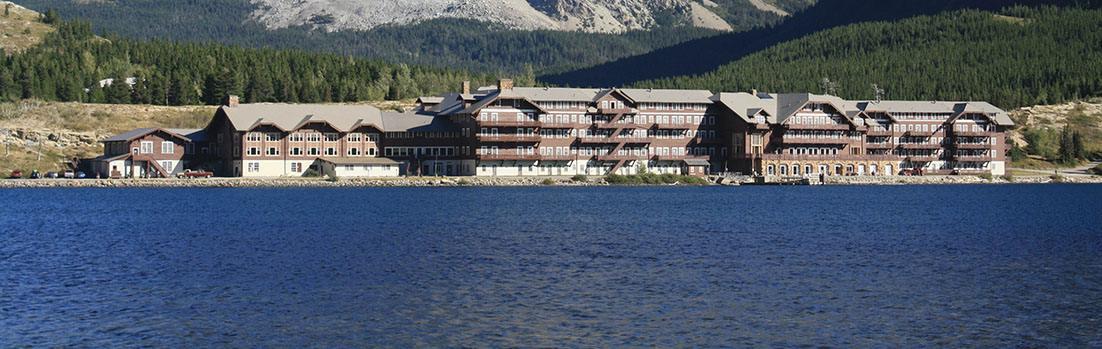 Many Glacier Hotel, Montana