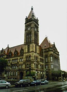 City Hall, Cincinnati, Ohio