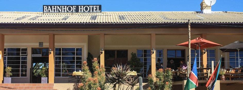 Bahnhof Hotel, Aus, Namibia