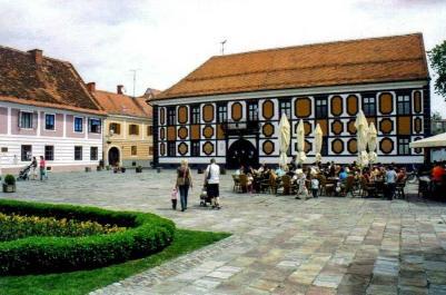 Sermage Palace, Varazdin, Croatia