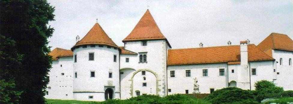 Varazdin Fortress, Varazdin, Croatia