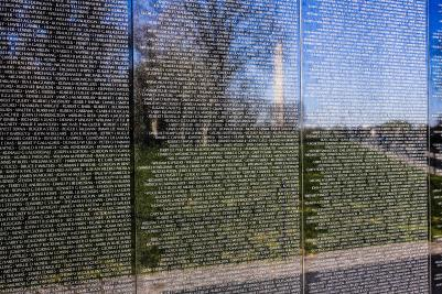 Vietnam Veterans Memorial, Washington, D.C.
