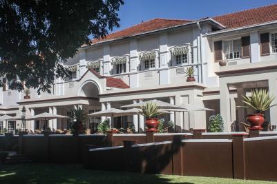 Victoria Falls Hotel, Victoria Falls, Zimbabwe