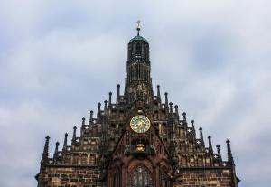 Church of Our Lady, Nuremberg, Germany