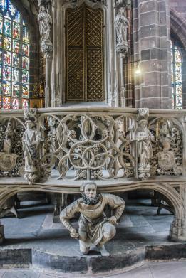 St. Lawrence Church, Nuremberg, Germany