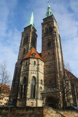 St. Sebaldus Church, Nuremberg, Germany
